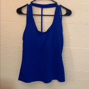 💋 Like new Fabletics tank + bra